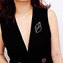 povoljno Broševi-Žene Broševi Cvjetni Tema dame slatko Moda Elegantno Broš Jewelry Zlato Pink Za Dar Kamado roštilj