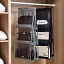 رخيصةأون خزانة غرفة النوم و المعيشة-PVC / غير المنسوجة مستطيل إبداعي / تصميم جديد الصفحة الرئيسية منظمة, 1SET وحدات التخزين / منظمو خزانة