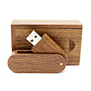 ieftine USB Flash Drives-Ants 16GB Flash Drive USB usb disc USB 2.0 Lemn / Bambus Rotativ
