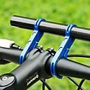 ieftine Îmbrăcăminte de Drumeții-Extender Ghidon Bicicletă Suport Montaj Lanternă Fibra de carbon Ușor Extins Holder Instrumentul pentru Bicicletă șosea Bicicletă montană TT Fibra de carbon Aliaj din aluminiu Negru Negru / Roșu