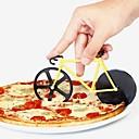 رخيصةأون أدوات & أجهزة المطبخ-فولاذ مقاوم للصدأ+ABS بدرجة A مقطّع المنزل أدوات المطبخ أدوات أدوات المطبخ بيتزا 1PC