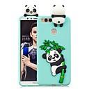 ieftine Accesorii Creative-Maska Pentru Huawei Huawei Honor 9 Lite / Honor 7X / Honor 7C(Enjoy 8) Reparații Capac Spate Panda Moale TPU