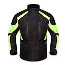 رخيصةأون قمصان رجالي-DUHAN D-087pro ملابس نارية Jacketforالرجال قماش اكسفورد كل الفصول مقاومة للاهتراء / ضد الماء / عاكس