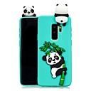 economico Custodie / cover per Galaxy serie S-Custodia Per Samsung Galaxy S9 / S9 Plus / S8 Plus Fai da te Per retro Panda Morbido TPU