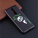 رخيصةأون Nokia أغطية / كفرات-غطاء من أجل نوكيا Nokia 8 / Nokia 6 / Nokia 5 نموذج غطاء خلفي باندا ناعم TPU