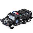 voordelige Auto DVR's-01:32 Speelgoedauto's Automatisch Politieauto Nieuw Design Metaallegering Allemaal Jongens Meisjes 1 pcs