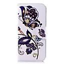 رخيصةأون Sony أغطية / كفرات-غطاء من أجل Samsung Galaxy S9 / S9 Plus / S8 Plus محفظة / حامل البطاقات / مع حامل غطاء كامل للجسم فراشة قاسي جلد PU