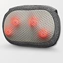 olcso Társasjátékok-eredeti xiaomi lefan vezeték nélküli hőmérséklet 3d masszázs párna ptc forró tömörítés test relaxáció autorotáció egy gombos működés