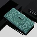povoljno Samsung slučaj tableta-Θήκη Za Xiaomi Xiaomi Redmi Note 5 Pro / Xiaomi Pocophone F1 / Xiaomi Redmi 6 Pro sa stalkom / Zaokret Korice Cvijet Tvrdo PU koža / Xiaomi Redmi Note 4X