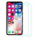voordelige iPhone XS screenprotectors-AppleScreen ProtectoriPhone XS High-Definition (HD) Voorkant screenprotector 1 stuks Gehard Glas