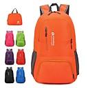 povoljno Ruksaci i torbe-25 L Ruksaci Lagani pakirajući ruksak Ruksak Mala težina Otporno na kišu Ultra Light (UL) Kompaktan Vanjski Pješačenje Najlon Zelen Plava Siva / Otpornost na habanje