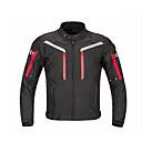 رخيصةأون حماية جير-RidingTribe JK-40 ملابس نارية Jacketforالرجال قماش اكسفورد / نايلون شتاء مقاومة للاهتراء / ضد الماء / حماية