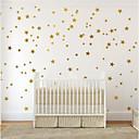 povoljno Ukrasne naljepnice-Dekorativne zidne naljepnice - Zidne naljepnice Zvijezde Dječja soba