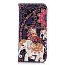 رخيصةأون Nokia أغطية / كفرات-غطاء من أجل Samsung Galaxy S9 / S9 Plus / S8 Plus محفظة / حامل البطاقات / مع حامل غطاء كامل للجسم فيل قاسي جلد PU