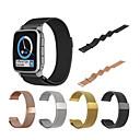 voordelige Horlogebandjes voor Pebble-Horlogeband voor Pebble Time / Pebble Time Steel Pebble Milanese lus Roestvrij staal Polsband