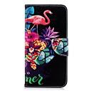 povoljno Maske/futrole za Galaxy A seriju-Θήκη Za Samsung Galaxy A5(2018) / A6 (2018) / A6+ (2018) Novčanik / Utor za kartice / sa stalkom Korice Flamingo Tvrdo PU koža