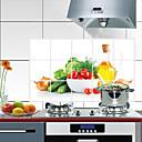 povoljno Posude za čuvanje hrane-Kuhinja Sredstva za čišćenje PVC Naljepnice otporne na ulje Anti-mrlja liječenje / Vodootporno 1pc
