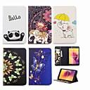 رخيصةأون حالة سامسونج اللوحي-غطاء من أجل Samsung Galaxy Tab A 8.0 (2017) محفظة / حامل البطاقات / مع حامل غطاء كامل للجسم فيل قاسي جلد PU