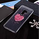 halpa Huawei kotelot / kuoret-Etui Käyttötarkoitus Samsung Galaxy S9 / S9 Plus / S8 Plus IMD / Läpinäkyvä / Kuvio Takakuori Kukka Pehmeä TPU