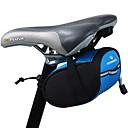 povoljno Oprema za Nintendo Switch-0.9 L Bike Saddle Bag Prijenosno Mala težina Jednostavna primjena Torba za bicikl 300D poliester Torba za bicikl Torbe za biciklizam Bicikl