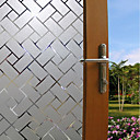 povoljno Sve za prozore-Prozor Film i Naljepnice Ukras Mat / Suvremena Geometrijski oblici PVC Naljepnica za prozor / Mat