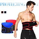 povoljno Oprema za fitness-AOLIKES Pojas za sužavanje struka / Pojas s efektom saune 1 pcs Sportski Lycra Sposobnost Trening u teretani Vježbati Rastezljiva Prozračnost Prilagodljivo / Preklopni Trening Za Muškarci Struk