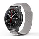 povoljno Remenje za sat Samsung-Pogledajte Band za Gear S3 Classic Samsung Galaxy Sportski remen Metal Traka za ruku