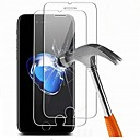 voordelige iPhone 7 screenprotectors-AppleScreen ProtectoriPhone 8 Plus High-Definition (HD) Voorkant screenprotector 2 pcts Gehard Glas