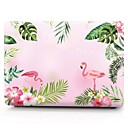 ieftine Cabluri de Adaptor AC & Curent-MacBook Carcase Flamingo / Animal Plastic pentru MacBook Pro 13-inch / MacBook Air 11-inch / MacBook Pro Retina kijelzős, 13 hüvelyk