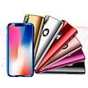 povoljno Maske/futrole za Huawei-Θήκη Za Apple iPhone X / iPhone 8 Plus / iPhone 8 Otporno na trešnju / Pozlata Korice Jednobojni Tvrdo PC