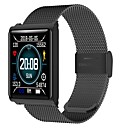 povoljno Smart Wristbands-KUPENG N98 Muškarci Smart Narukvica Android iOS Bluetooth Vodootporno Ekran na dodir Heart Rate Monitor Mjerenje krvnog tlaka Sportske Brojač koraka Podsjetnik za pozive Mjerač aktivnosti Mjerač sna