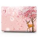 """povoljno Naušnice-MacBook Slučaj Cvijet plastika za New MacBook Pro 15"""" / New MacBook Pro 13"""" / MacBook Pro 15"""""""