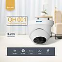 ieftine Bijuterii de Corp-escam qh001 onvif h.265 1080p p2p ir camera de fotografiat ip cu funcția de analiză inteligentă