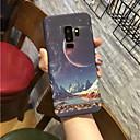 رخيصةأون حافظات / جرابات هواتف جالكسي S-غطاء من أجل Samsung Galaxy S9 / S9 Plus / S8 Plus مثلج غطاء خلفي منظر قاسي الكمبيوتر الشخصي