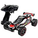رخيصةأون حافظات / جرابات هواتف جالكسي J-RC سيارة 23212 2.4G بوجي (الطرق الوعرة) / سيارة السباق / سرعة عالية 1:20 فرشاة كهربائية 60 km/h تحكم عن بعد / قابلة لإعادة الشحن / كهربائي