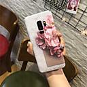 povoljno Maske/futrole za Nokiju-Θήκη Za Samsung Galaxy S9 / S9 Plus / S8 Plus Mutno Stražnja maska Cvijet Tvrdo PC