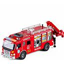 رخيصةأون ملصقات ديكور-01:50 لعبة سيارات محركات سيارة الإطفاء تصميم جديد سبيكة معدنية الجميع للصبيان للفتيات 1 pcs