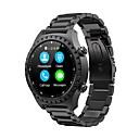povoljno Pametni satovi-SMA M1S Muškarci Smart Satovi Android iOS Bluetooth GPS Sportske Vodootporno Heart Rate Monitor Ekran na dodir Podešivač vremena Štoperica Brojač koraka Podsjetnik za pozive Mjerač aktivnosti