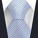 رخيصةأون ربطات عنق-ربطة العنق لون سادة / ألوان متناوبة / خملة الجاكوارد رجالي حفلة / عمل