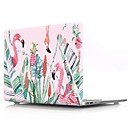 "povoljno Zaštita ekrana tableta-MacBook Slučaj Flamingo plastika za New MacBook Pro 15"" / New MacBook Pro 13"" / MacBook Pro 15"""