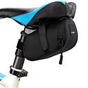 povoljno Torbe za bicikl-2 L Bike Saddle Bag Vodootporno Tvrda torbica Izdržljivost Torba za bicikl 600D poliester Torba za bicikl Torbe za biciklizam Biciklizam Bicikl