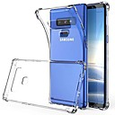 povoljno Galaxy Note 9 - Torbice / kućišta-Θήκη Za Samsung Galaxy Note 9 / Note 8 Prozirno Stražnja maska Jednobojni Mekano TPU