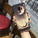 ieftine Bijuterii de Păr-Maska Pentru Samsung Galaxy S9 / S9 Plus / S8 Plus Mătuit Capac Spate Decor Greu PC