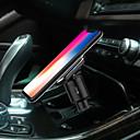 رخيصةأون شواحن لاسلكية-تسعة خمسة nc1 2 في 1 عالية الكفاءة شاحن سيارة لاسلكية المغناطيسي لابل اي فون 8plus 8plus سامسونج S8