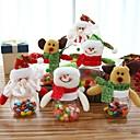 رخيصةأون أدوات & أجهزة المطبخ-يمكن 3pcs حلوى عيد الميلاد عيد الميلاد السكر حامل صناديق المال عيد الميلاد حزب الجدول ديكور السكر تخزين مربع حلوى يمكن زجاجة الحلوى