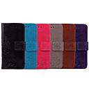 رخيصةأون Nokia أغطية / كفرات-غطاء من أجل نوكيا Nokia 5 حامل البطاقات / قلب غطاء كامل للجسم لون سادة / ماندالا نمط ناعم جلد PU