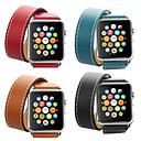 povoljno Apple Watch remeni-Pogledajte Band za Apple Watch Series 5/4/3/2/1 Apple Kožni remen Prava koža Traka za ruku
