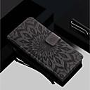 povoljno Maske/futrole za Huawei-Θήκη Za Huawei Huawei Honor 10 / Honor 9 / Huawei Honor 9 Lite Novčanik / Utor za kartice / sa stalkom Korice Cvijet Tvrdo PU koža