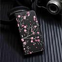 رخيصةأون Huawei أغطية / كفرات-غطاء من أجل Huawei Huawei Y6 (2018) / Huawei Y6 (2017)(Nova Young) / Huawei Y5 (2018) محفظة / حامل البطاقات / مع حامل غطاء كامل للجسم زهور قاسي جلد PU