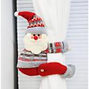 رخيصةأون الستائر-ستارة الاكسسوارات ربطة الخلف عيد الميلاد 1 pcs
